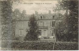 CPSM BENY SUR MER (Calvados) - Château De Mr Duquesnel - France