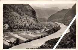 Cluses, Vallée De L'Arve, Route De Chamonix. - Cluses
