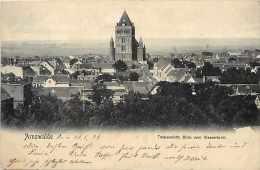 pays divers- pologne -   ref 735  -arnswalde - choszezno - vue g�n�rale - carte bon �tat -