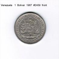 VENEZUELA   1  BOLIVAR  1967  (Y # 42) - Venezuela