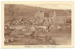 ST IZAIRE Vue Générale (Saysset ERA)  Aveyron (12) - Altri Comuni