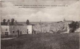 ROSSIGNOL (TINTIGNY ) -  Panorama Des Ruines -Route De Tintigny - Quartier Incendié Par Les Allemands - Bélgica