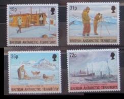 British Antartic Territory 1994 Operation Taberin MNH - Nuovi