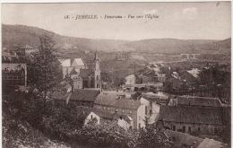JEMELLE -  Panorama -vue Vers L'église - Rochefort