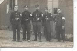 ALLEMAGNE - Groupes De Soldats - CARTE PHOTO - Other Wars