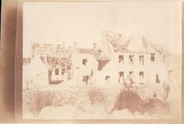 Fotokaart Carte Photo Ramskapelle Ramscapelle 1917 - Nieuwpoort