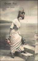 Broek Rok - Jupe Culotte (2 Scans), 1911 - Mode