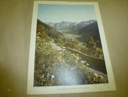 Photo Lizon En 1954  Grande Photographie En Couleurs (27cm X 21cm)  Le PUITS De SANCY.... - Lugares