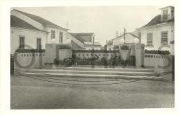 PORTUGAL - VILA NOVA DA BARQUINHA - MONUMENTO AOS MORTOS DA 1ª GRANDE GUERRA - 50S REAL PHOTO PC. - Santarem