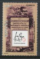 Spain 2012 Edifil # 4708. Bicentenario De La Constitucion De 1812, MNH (**) - 2011-... Ungebraucht