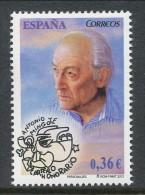 Spain 2012 Edifil # 4726. Antonio Mingote, MNH (**) - 2011-... Ungebraucht