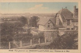 50 BARNEVILLE PLAGE  VILLA  Avenue De La MER En 1932 - Barneville