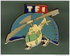 HELICOPTERE *** TF1 - USHUAIA *** (503) - Avions