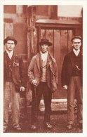 Postcard STRATFORD UPON AVON Mop Fair Standing For Hire 1906 Nostalgia Hiring Repro - Fairs