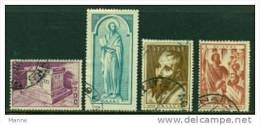 """-Greece-1951-""""Anniv. St. Paul´s Visit To Athens"""" Used - Usati"""