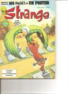 MARVEL, CIMICS, SEMIC : STRANGE  N° 206 Avec Son Poster - Strange