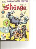 MARVEL, CIMICS, SEMIC : STRANGE  N° 214 Avec Son Poster - Strange