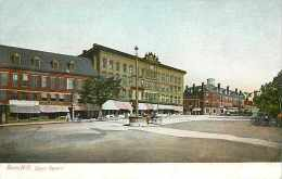 210777-New Hampshire, Dover, Upper Square, Business Section Storefronts - Dover