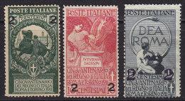 1833. Italy, 1913, MH (*) - 1900-44 Victor Emmanuel III