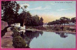 PC8761 UB River Dodder At Donnybrook, Dublin, Ireland - Dublin
