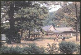 KOREA MT. MYOHYANG POSTCARD - Korea, North