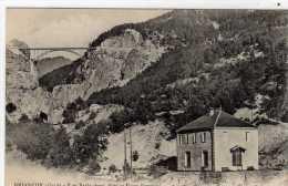 Briancon Pont Baldy Et Usine Electrique - Briancon