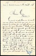 Marche-lez-Ecaussines - SUCRERIE - 1894 - Belgien