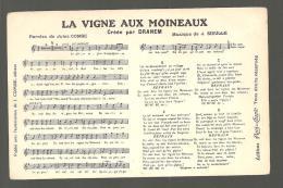 Chansonnette La Vigne Aux Moineaux - Unclassified
