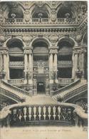 300  Paris - Le Grand Escalier De L'Opera IMP. Phot Neurdein Et Cie 52, Av. De Breteuil- Paris - France
