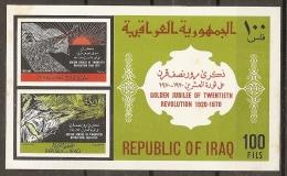IRAK 1970 - Yvert #H18 - MNH ** - Irak