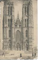 Bruxelles Sainte Gudule   Edit S.D. 129 R Rogier Brux  R - Belgium