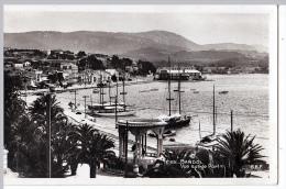 Bandol (Var) Le Port.      (CPSM, Bords Droits, Format 9 X 14) - Bandol