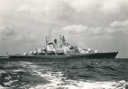 Bundesmarine - A59 , Schulschiff Deutschland - Guerre
