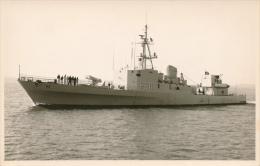 Bundesmarine - P 6111 , Thetis - U-Jagdboot - Foto - Guerre