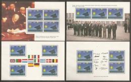 IRLANDA 1992 - Yvert #C813 (carnet) - MNH ** - Cuadernillos/libretas