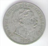 LUSSEMBURGO 5 CENTIMES 1901 - Lussemburgo