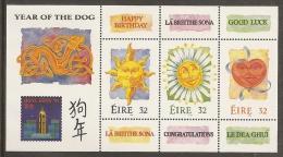 AÑO NUEVO - IRLANDA 1995 - Yvert #850a - MNH ** - Chinees Nieuwjaar