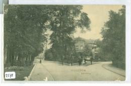 HILLEGOM * STATIONSWEG * ANSICHTKAART * CPA * GELOPEN IN 1908 NAAR MEPPEL * NVPH 51  (2578) - Other