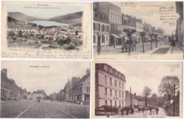 France - Lot De 4 Cartes - BELLES ANIMATIONS - Scannées R°/ V° - - Cartes Postales