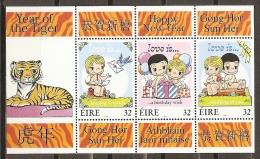 AÑO NUEVO - IRLANDA 1998 - Yvert #1046/48 - MNH ** - Chinees Nieuwjaar