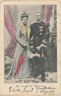 Wilhelmina, Hendrik, Echtpaar, Mecklenburg - Postkaarten
