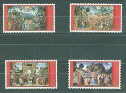 Vatican - 2001 Sistine Chapel MNH__(TH-7607) - Nuovi