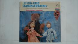 """33T Chansons Par NOUNOURS, Nicolas Et Pimprenelle De L´émission """"Bonne Nuit Les Petits"""" - Discos De Vinilo"""