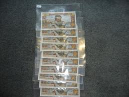 Superbe Et Rare Lot De 10 Billets 50 F HENRI IV Du 05/11/1959 Numéros à Suivre Etat SUP à SUP + @ Billets Français - 1959-1966 ''Nouveaux Francs''