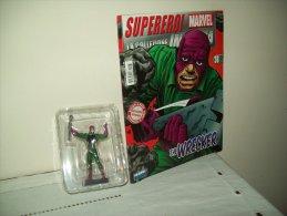"""La Collezione Inedita """"Supereroi Marvel"""" (Fabri Editori 2012)  N. 38  """"The Wrecker"""" - Super Eroi"""