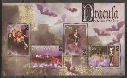 IRLANDA 1997 - Yvert #H26 - MNH ** - Hojas Y Bloques