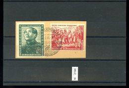 DDR O, 286 - 287 Auf Briefstück - Gebraucht