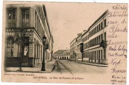 Kortrijk, Courtrai, Le Rue De France Et La Gare (pk12206) - Kortrijk