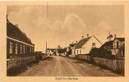 Pays Divers -suède - Ref 702  - Parti Fra Hjerting-( Falkenberg ?) - Carte Bon état - - Suède