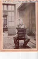 "CARTE PHOTO ""MAI 1898  LABO_ANATOMIE - Cartes Postales"